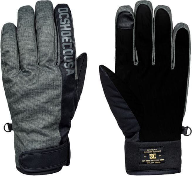 DC Deadeye Glove M Glov Krp0 Dark Shadow L