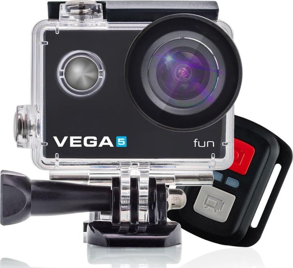 Niceboy Vega 5 Fun + dálkové ovládání - zánovní