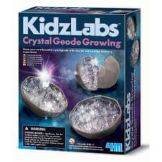 4M gojenje geoda kristalov
