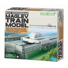 4M magnetni lebdeči vlak
