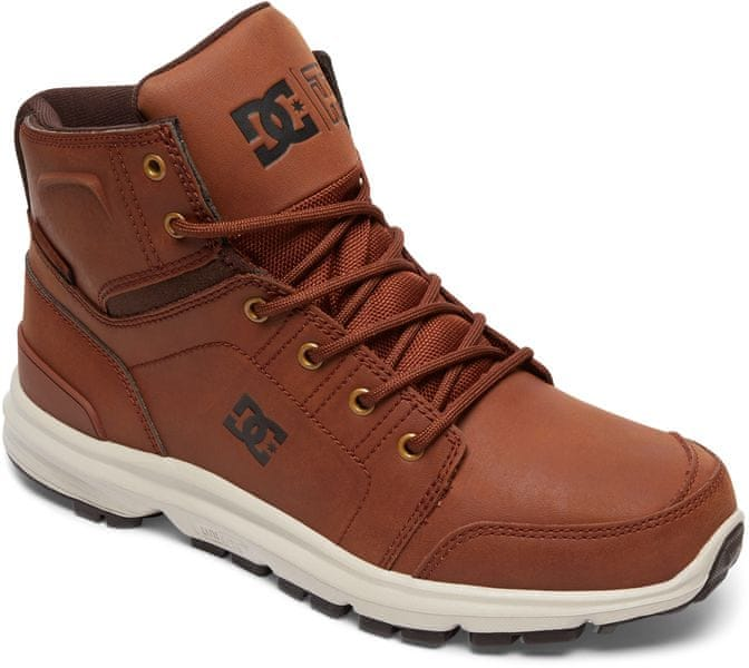 DC Torstein M Boot Bd2 Brown/Dk Chocolate 43