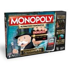 HASBRO družabna igra Monopoly Ultimate Banking