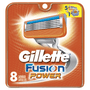 7 - Gillette Fusion Power borotva betét  8 db