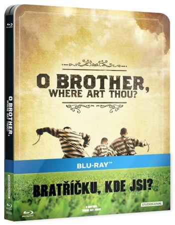 Bratříčku, kde jsi?   - Blu-ray