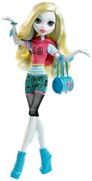Monster High Módní panenka Lagoona blue