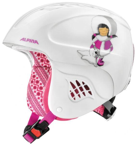 Alpina Carat Eskimo-Girl 48-52