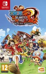 Namco Bandai Games One Piece Unlimited World Red - Deluxe Edition - Switch