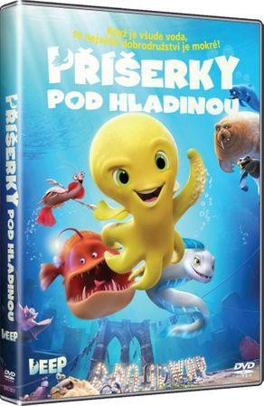 Příšerky pod hladinou   - DVD