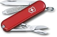 Victorinox žepni nož Classic SD, rdeč