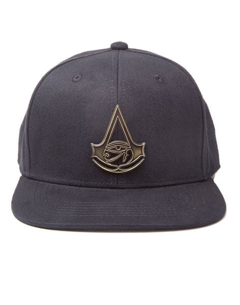 Kšiltovka Assassins Creed: Origins - Origins Crest Metal Badge Snapback