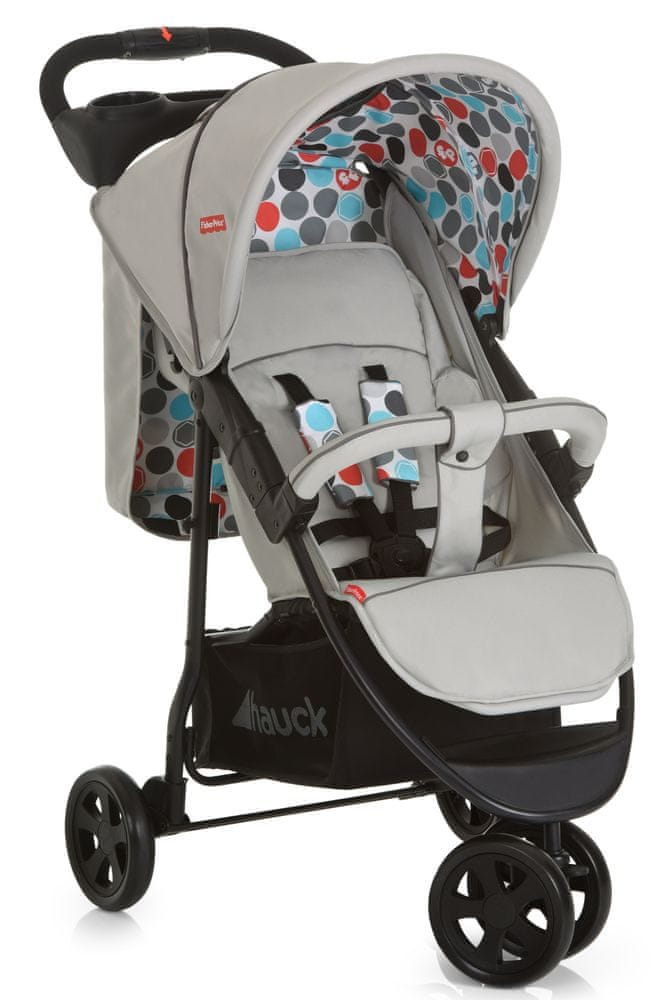 Hauck Fisher Price Vancouver 2020 gumball grey