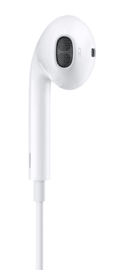 Apple EarPods slušalke, Lightning, White