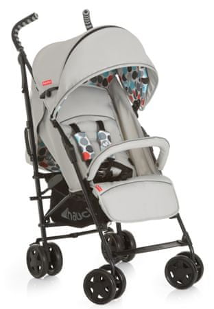 Hauck Fisher Price Palma Plus 2019 gumball grey