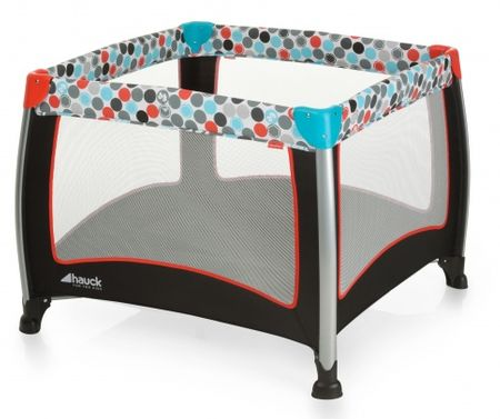 Hauck Fisher Price Play´n Relax Square 2018 Black
