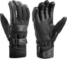 Leki moške zimske smučarske rokavice Prospect S, črne