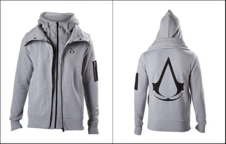 Jopa z dvojno zadrgo Assassins Creed, XL