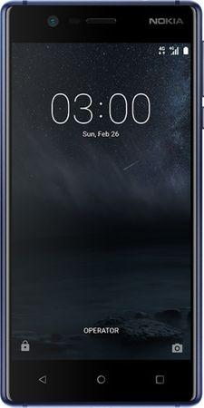 Nokia GSM telefon 3, moder