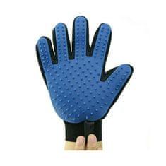 True Touch silikonska rokavica za češljanje kućnih ljubimaca