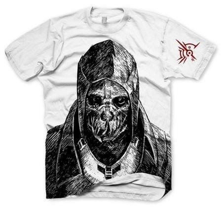 Majica Dishonored - Corvo Attano, velikost L