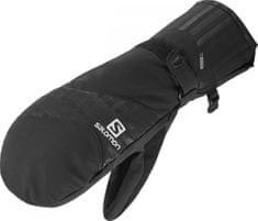 Salomon moške palčne rokavice Propeller Mitten Dry, črne