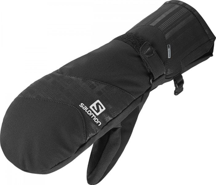 Salomon Propeller Mitten Dry M Black M