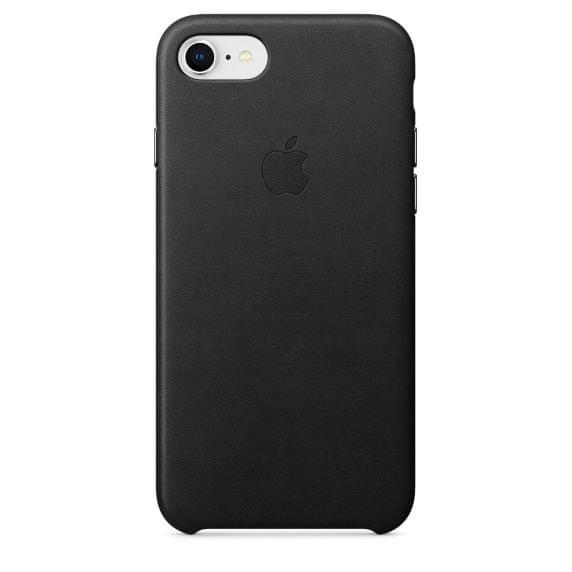 Apple Kožený Kryt, Apple Iphone 8/7, mqh92zm/A, Black