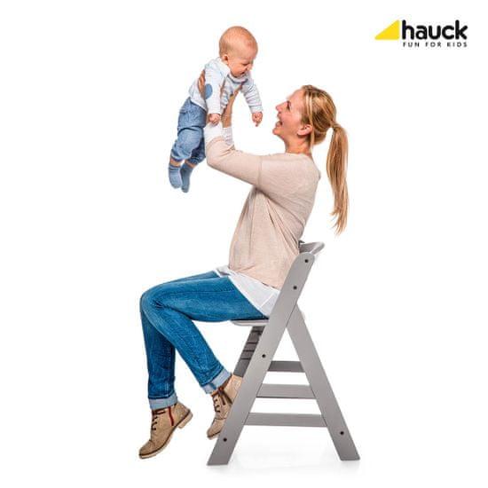 Hauck Drewniane krzesełko Alpha+ 2020