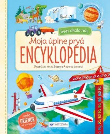 autor neuvedený: Moja úplne prvá encyklopédia