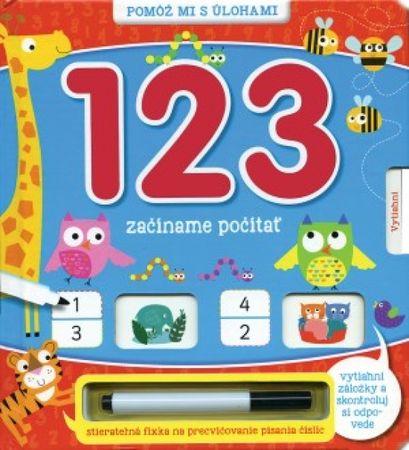 Kolektív autorov: 123 začíname počítať