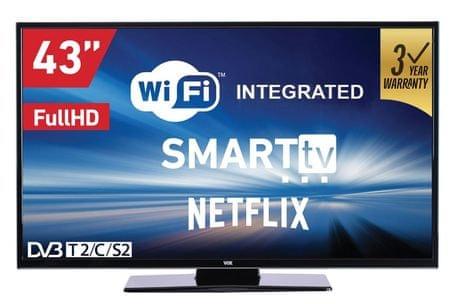 VOX electronics LED TV sprejemnik 43SWB472B