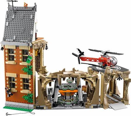LEGO Super Heroes 76052 Jaskinia Batmana