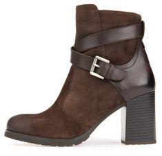 Geox dámská kotníčková obuv New Lise