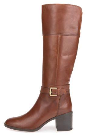 Geox ženske čizme Glynna 36 smeđa