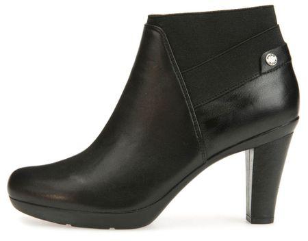 Geox dámská kotníčková obuv Inspiration Stiv 36 černá