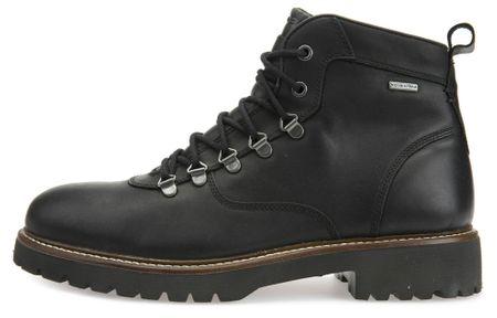 Geox buty za kostkę męskie Kieven B Abx 42 czarny