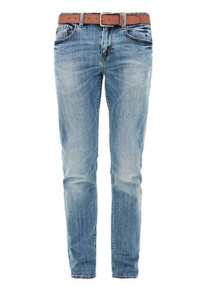 s.Oliver pánské jeansy 38/34 modrá
