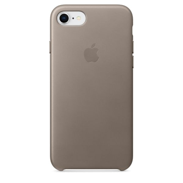 Apple Koženž Kryt, Apple Iphone 7/8, mqh62zm/A, Taupe