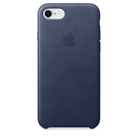 Apple koženž kryt, Apple iPhone 7/8, MQH82ZM/A, Midnight Blue