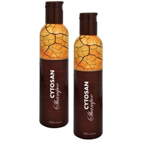 Energy Cytosan šampon 1 + 1 ZDARMA (200 ml + 200 ml)