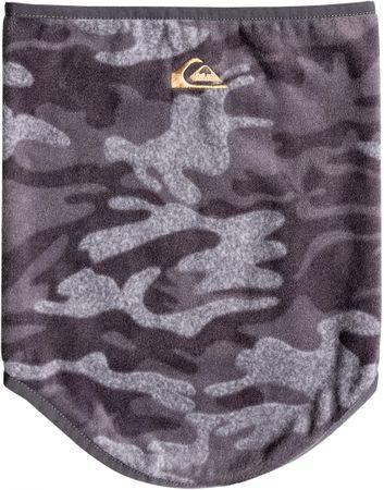 Quiksilver Casper Collar M Nkwr Kvj9 Black Grey Cam