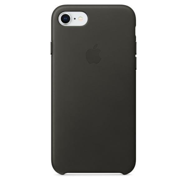 Apple Kožený Kryt, Apple Iphone 8/7, mqhc2zm/A, Charcoal Gray