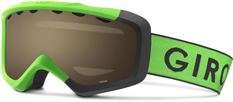 Giro Grade Bright Green/Black Zoom AR40