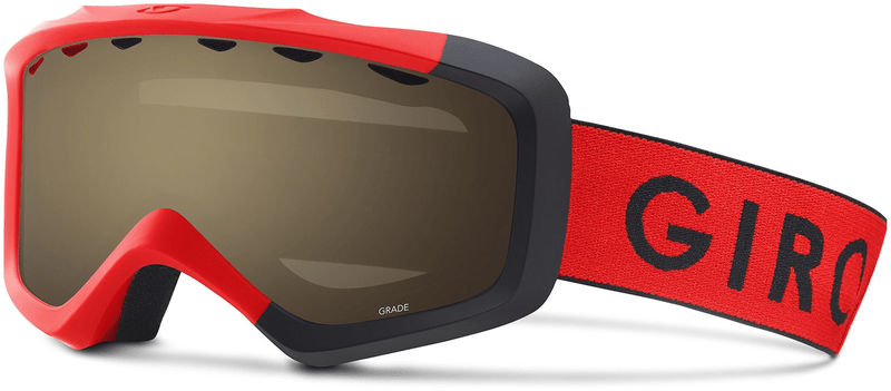Giro Grade Red/Black Zoom AR40