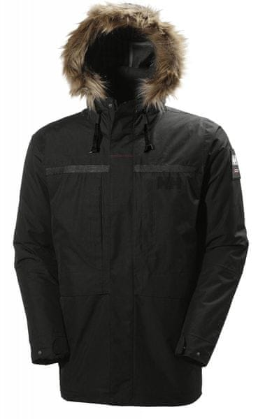 Helly Hansen Coastal 2 Parka Black M