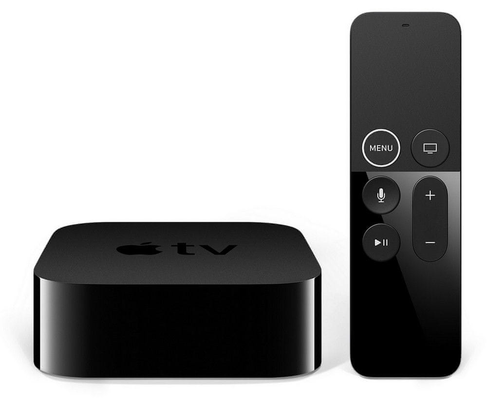 Apple TV 4K 32 GB, MQD22CS/A multimediální centrum