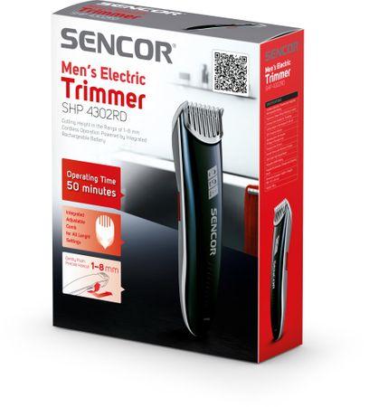 SENCOR SHP 4302RD - Parametre  7c535619f3a
