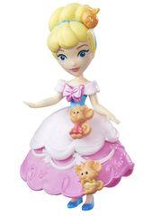 Disney Mini bábika s doplnkami Popoluška