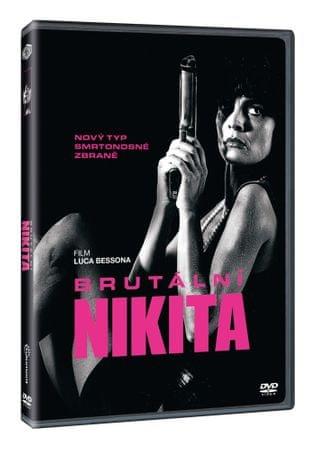 Brutální Nikita   - DVD
