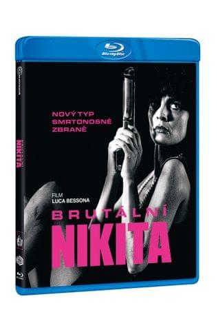 Brutální Nikita   - Blu-ray