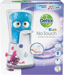 Dettol Kids Bezdotykový dávkovač mýdla Dobrodruh 250 ml